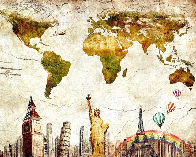viaggiare-mappa-mondo
