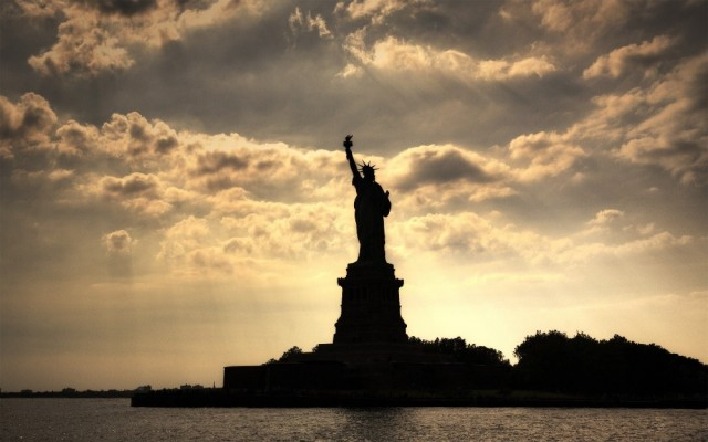 American-Statue-of-font-b-Liberty-b-font-Poster-New-York-Landmark-Statue-Home-Decoration-Landscape