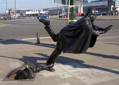 statua-Vaartkapoenen