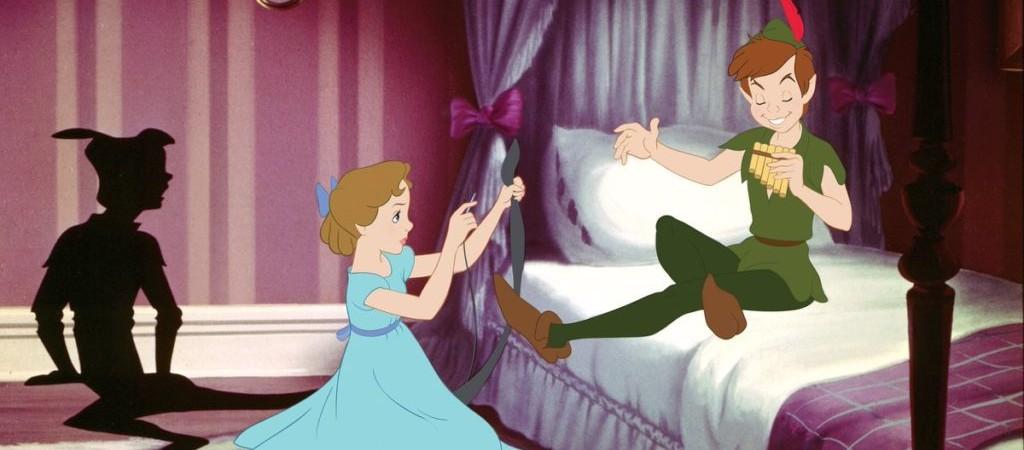 Peter Pan e Wendy – foto twitter.com